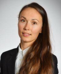 Dr. Kateryna Khorkhordina